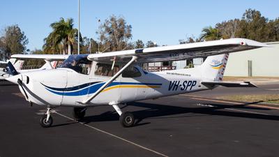 VH-SPP - Cessna 172S Skyhawk SP - Aero Club - Redcliffe