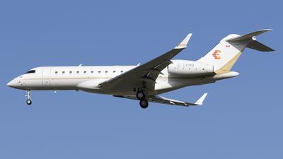C-GCHG - Bombardier BD-700-1A10 Global 6000 - London Air Services