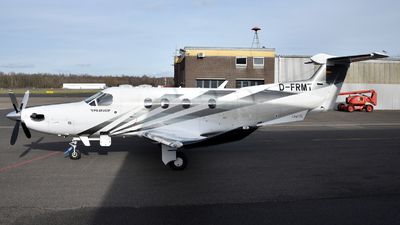 D-FRMT - Pilatus PC-12/47E - QinetiQ