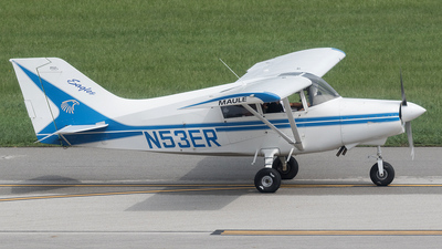 N53ER - Maule MXT-7-180A - Embry-Riddle Aeronautical University (ERAU)