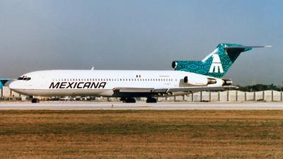 XA-MEL - Boeing 727-264(Adv) - Mexicana