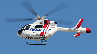 JA6790 - MD Helicopters MD-902 Explorer - Aero Asahi