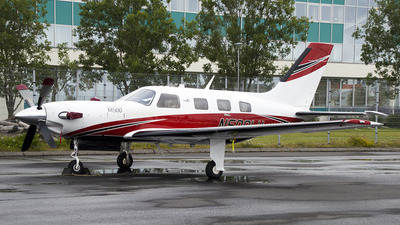 N500LU - Piper PA-46-M500 - Private
