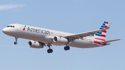 N108NN - Airbus A321-231 - American Airlines
