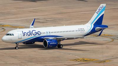 A picture of VTITM - Airbus A320271N - IndiGo - © Sandeep Pilania