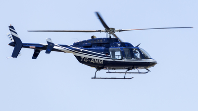 TG-ANM - Bell 407 - Private