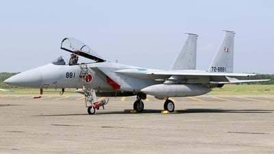 72-8881 - McDonnell Douglas F-15J Eagle - Japan - Air Self Defence Force (JASDF)
