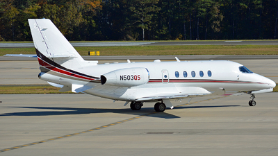 N503QS - Cessna Citation Latitude - Private