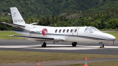 E5-TCM - Cessna 550 Citation II - Air Rarotonga