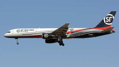 B-2832 - Boeing 757-2Z0(SF) - SF Airlines