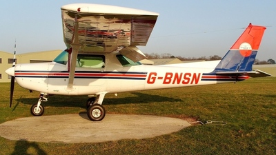 A picture of GBNSN - Cessna 152 - [15285776] - © Glyn Charles Jones