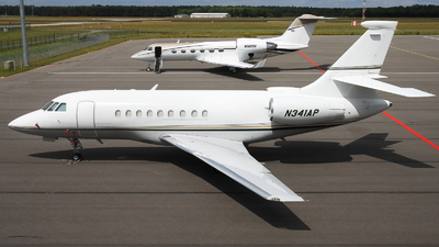 N341AP - Dassault Falcon 2000 - Private