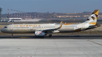 A6-AED - Airbus A321-231 - Etihad Airways