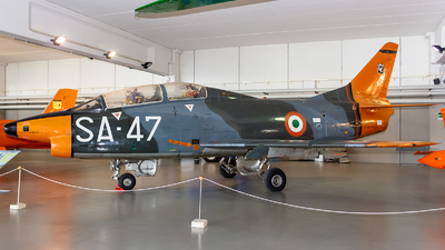 MM6344 - Fiat G91-T/3 - Italy - Air Force