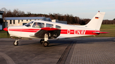 D-ENAV - Piper PA-28-161 Cherokee Warrior II - Private
