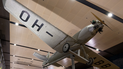 OH-ABB - Junkers A-50 Junior - Private