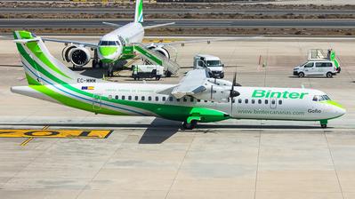 EC-MMM - ATR 72-212A(600) - Binter Canarias (Canarias Airlines)