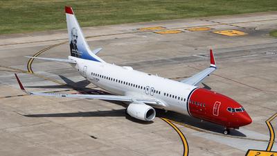 LV-HQH - Boeing 737-8JP - Norwegian