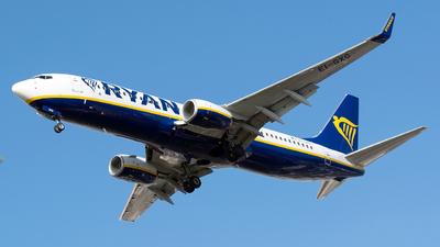 A picture of EIGXG - Boeing 7378AS - Ryanair - © Eduardo Paixao Silva