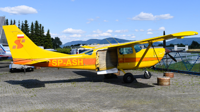 SP-ASH - Cessna U206G Stationair Soloy - Private