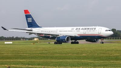 N280AY - Airbus A330-243 - US Airways