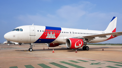 XU-127 - Airbus A320-214 - Untitled