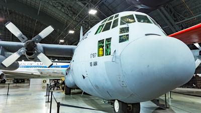 62-1787 - Lockheed C-130E Hercules - United States - US Air Force (USAF)