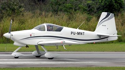PU-MNT - Vans RV-9A - Private