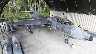 J-4077 - Hawker Hunter F.58 - Switzerland - Air Force