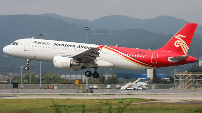 B-6351 - Airbus A320-214 - Shenzhen Airlines