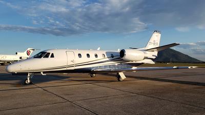 ZP-BVD - Cessna 560XL Citation XLS - Private