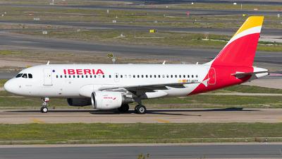 EC-KOY - Airbus A319-111 - Iberia