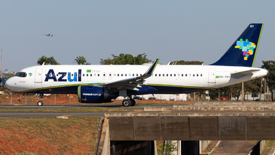 A picture of PRYRY - Airbus A320251N - Azul Linhas Aereas - © Delta Fox