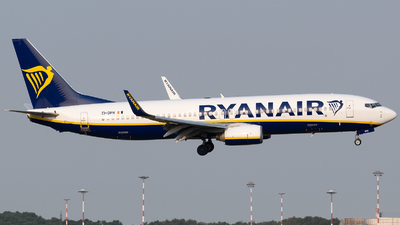 EI-DPN - Boeing 737-8AS - Ryanair
