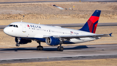 A picture of N360NB - Airbus A319114 - Delta Air Lines - © HA-KLS