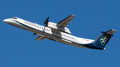 SX-OBF - Bombardier Dash 8-Q402 - Olympic Air