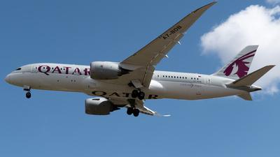 A7-BDB - Boeing 787-8 Dreamliner - Qatar Airways