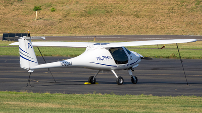 A picture of N520AT - Pipistrel Alpha Trainer - [738 AT 912 LSA] - © Stephen J Stein