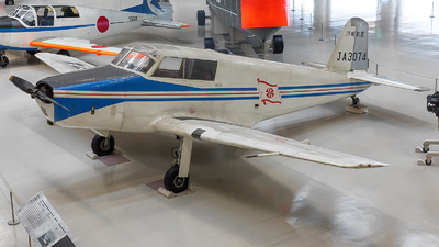 JA3074 - Kawasaki KAL-1 - Japan - Technical Research and Development Institute (TRDI)