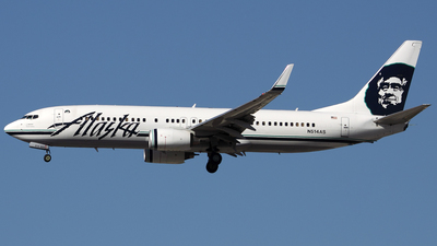 N514AS - Boeing 737-890 - Alaska Airlines
