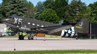 N62CC - Douglas DC-3C - Private