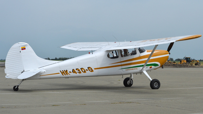 HK-430-G - Cessna 170B - Private