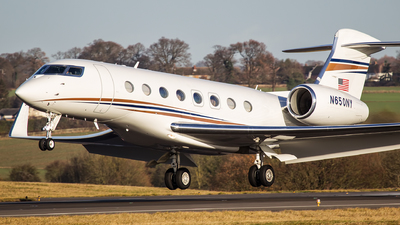 N650NY - Gulfstream G650 - Private
