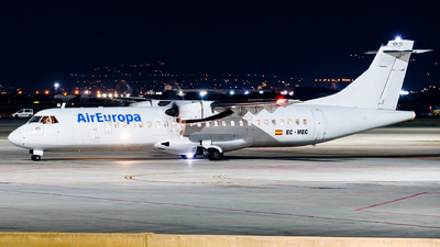 EC-MEC - ATR 72-212A(500) - Air Europa (Swiftair)