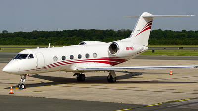 N917MS - Gulfstream G-IV - Private