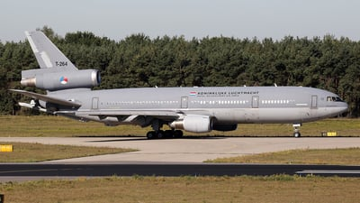 T-264 - McDonnell Douglas KDC-10-30(CF) - Netherlands - Royal Air Force