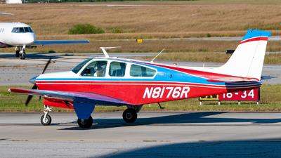 N8176R - Beechcraft F33C Bonanza - Private