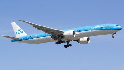 PH-BVN - Boeing 777-306ER - KLM Royal Dutch Airlines