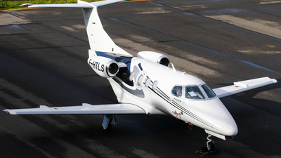 F-HTLS - Embraer 500 Phenom 100 - Private