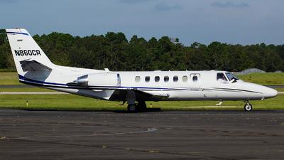A picture of N860CR - Cessna 560 Citation Ultra - [5600500] - © Orlando Suarez